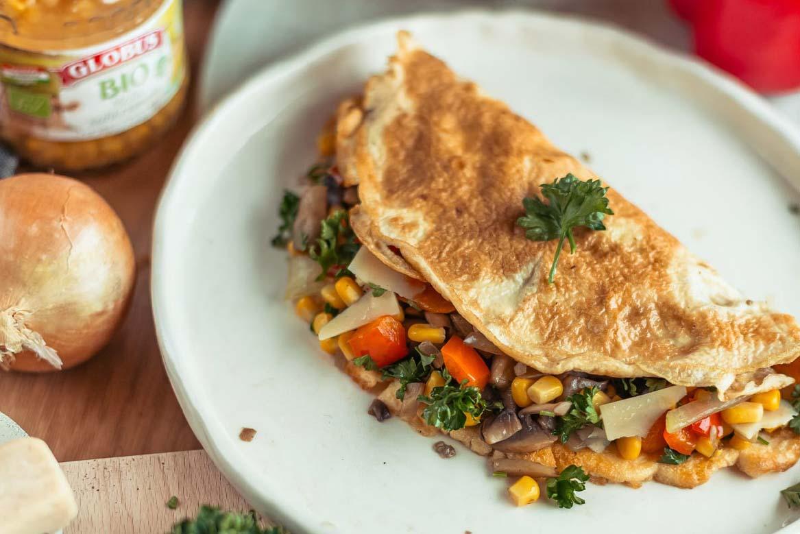 Recept omlet