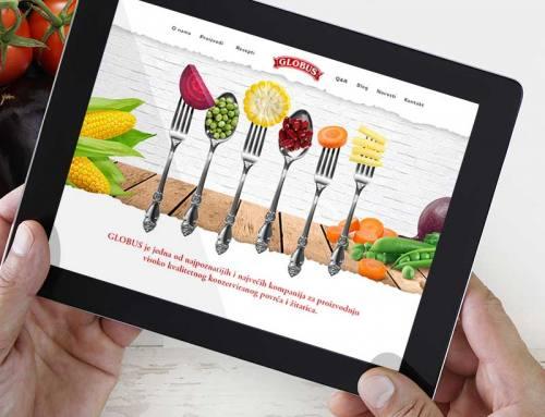 Лансиран е новиот веб сајт globusmakedonija